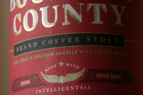 I know Zirikana sounds like somebody Captain Kirk wouldve slept with, but its actually a single-estate Rwandan coffee from Intelligentsia.
