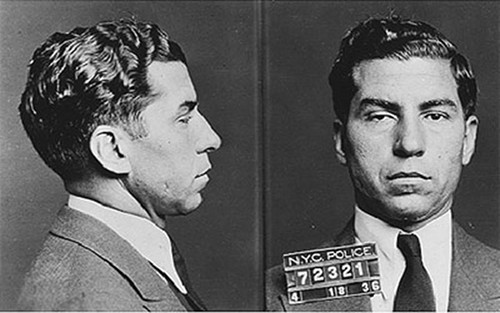 In the early 1950s, Charles Lucky Luciano was the leading smuggler of heroin into the United States.