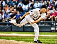 Its up to Chris Sale again in Thursdays final game of the season between the White Sox and Tigers.