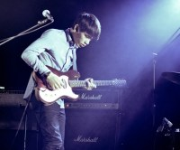 Jon Du of Taiwanese band Forests