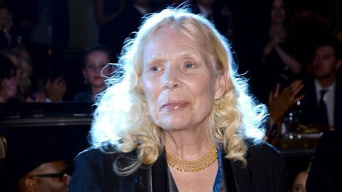Joni Mitchell suffers from Morgellons—or does she?