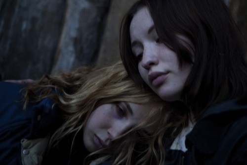 Juno Temple and Emily Browning in Magic Magic
