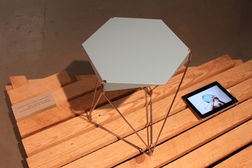 Lander Occasional Table by Tim Parsons and Jessica Charlesworth