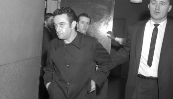 Lenny Bruce was arrested at the Gate of Horn nightclub in 1962 for contributing to the delinquency of a minor.