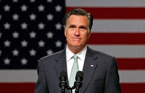 Let this sink in: Mitt Romney has a better March Madness bracket than you
