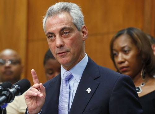 Mayor Rahms pension plan socks it to geezers, jacks up your taxes, and increases the flow of slush to his TIFs.