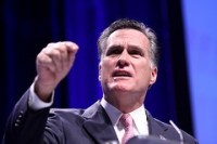 Mitt Romney, addressing the Conservative Political Action Conference last year
