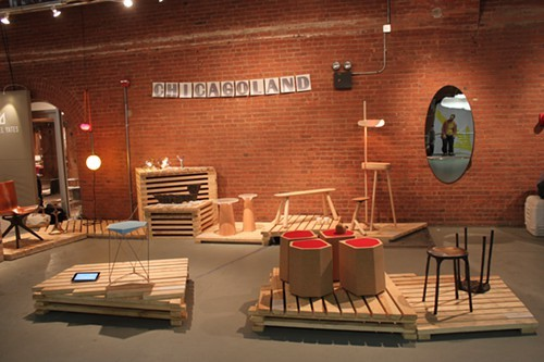 The Chicagoland Furniture and Design Showcase