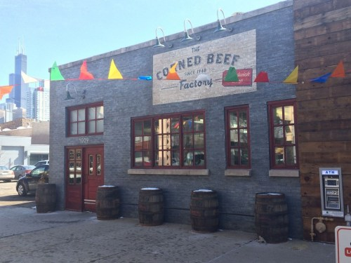 The Corned Beef Factory