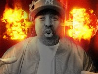 This is how Funkmaster Flex makes those explosion noises