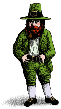 This is not  Saint Patrick