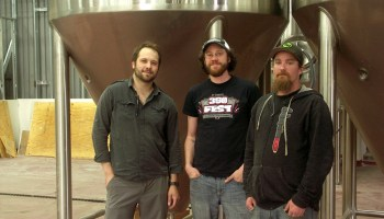 Pipeworks partners Kaighan Pigott, Gerrit Lewis, and Will Johnston