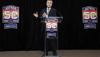 Jeff Luhnow pictured in 2011
