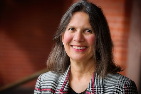 Former Alameda Mayor Trish Herrera Spencer is poised for a return to the Alameda City Council, although, some ballots remain to be counted, as of Tuesday. - FILE PHOTO