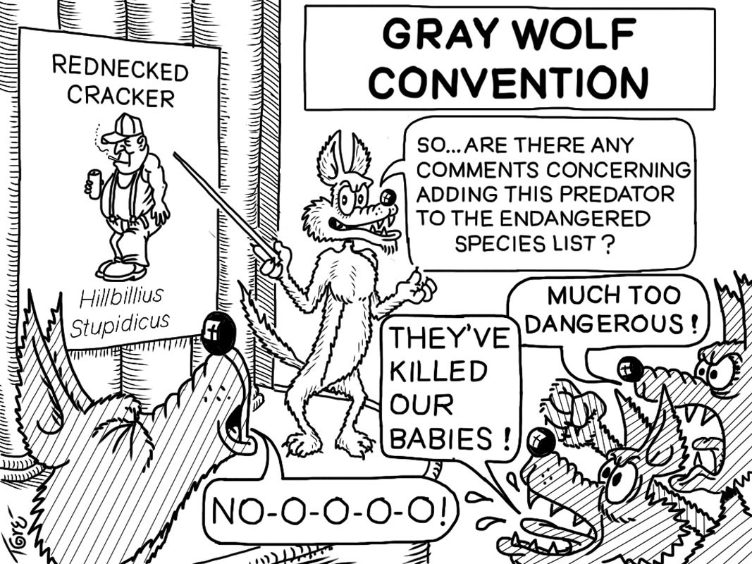 Gray Wolf Convention