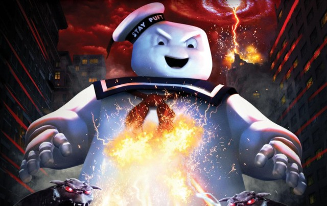 Image result for halloween horror nights ghostbusters