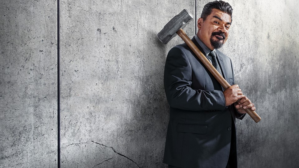 Sometimes San Antonio Hater George Lopez Stopping At The
