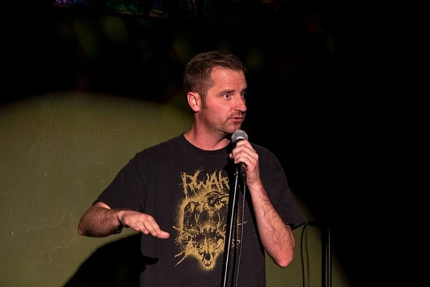 Roy Lee Reynolds may leave his comedy show a winner. - CLAYTON BRAASCH