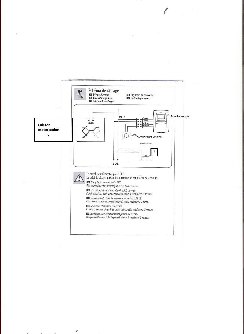 Branchement Electrique Vmc Df Aldes 4 Messages