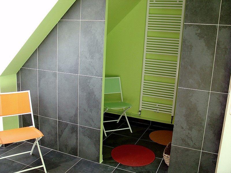 salle de bain carrelage peinture