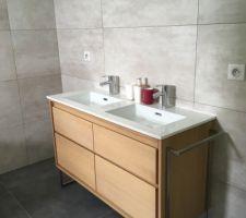 salle de bain meubles leroy merlin