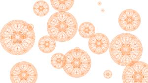 orangemandala