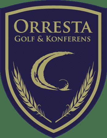 orrestagolf logo