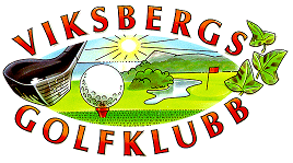 logotipo de viksbergsgolf