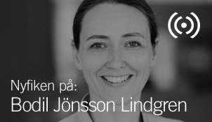 Nyfiken på: Bodil Jönsson Lindgren