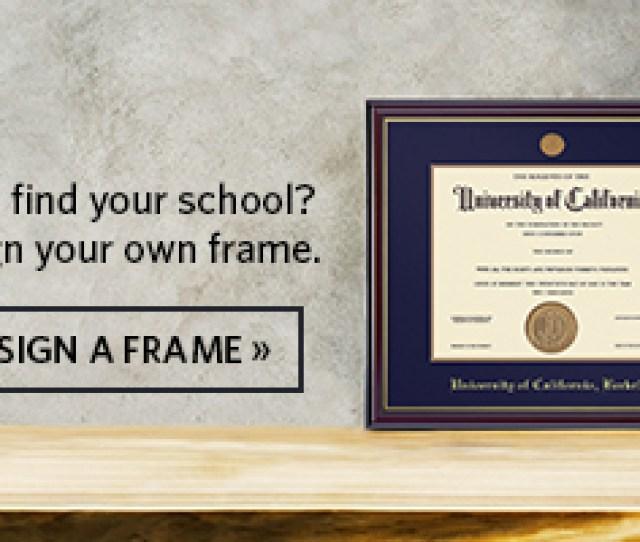 Design Your Own Custom Frame