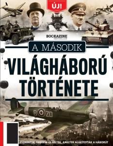 A második világháború története, bookazine, RAS
