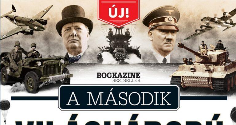 A második világháború története - Bookazine Bestseller_Nr2_v