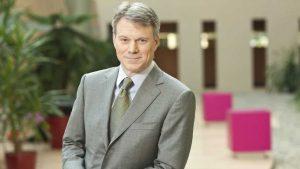 Christopher Mattheisen még a Telekom vezérigazgatójaként