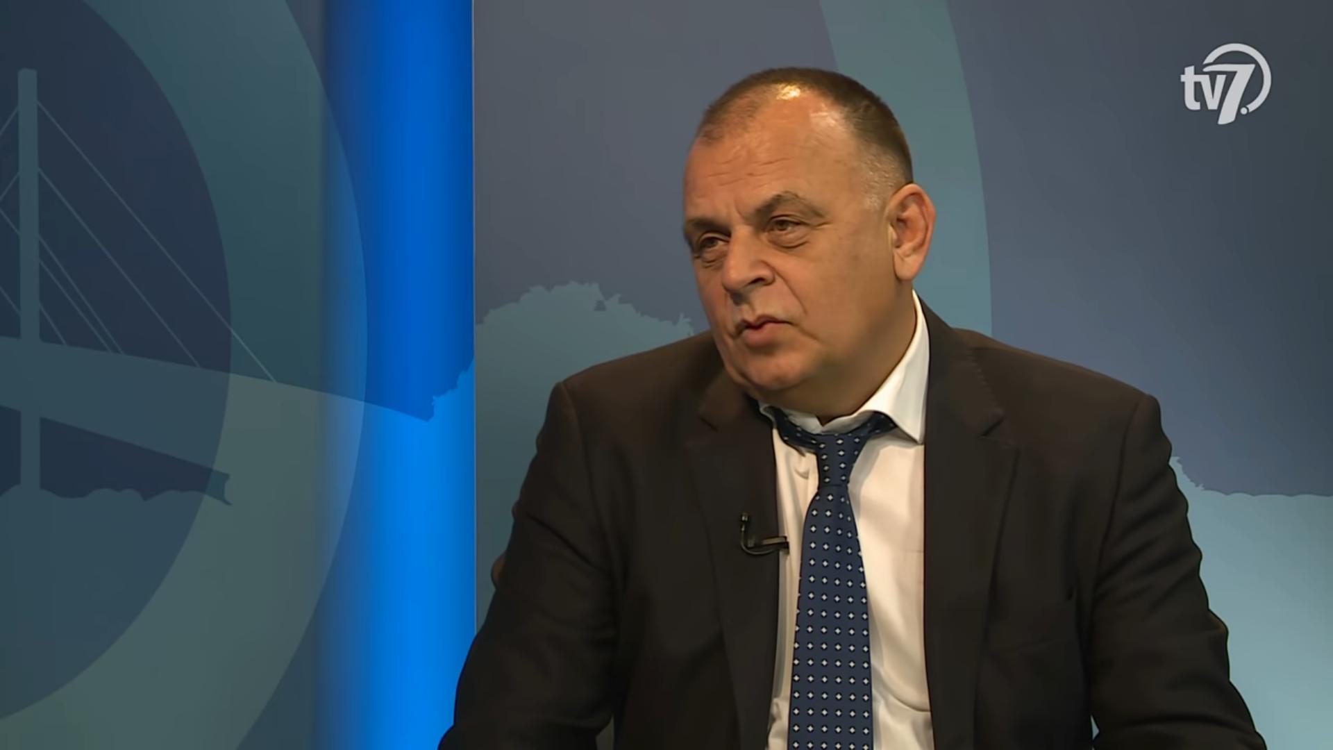 Varga István, a Közép Európai Sajtó és Média Alapítvány elnöke