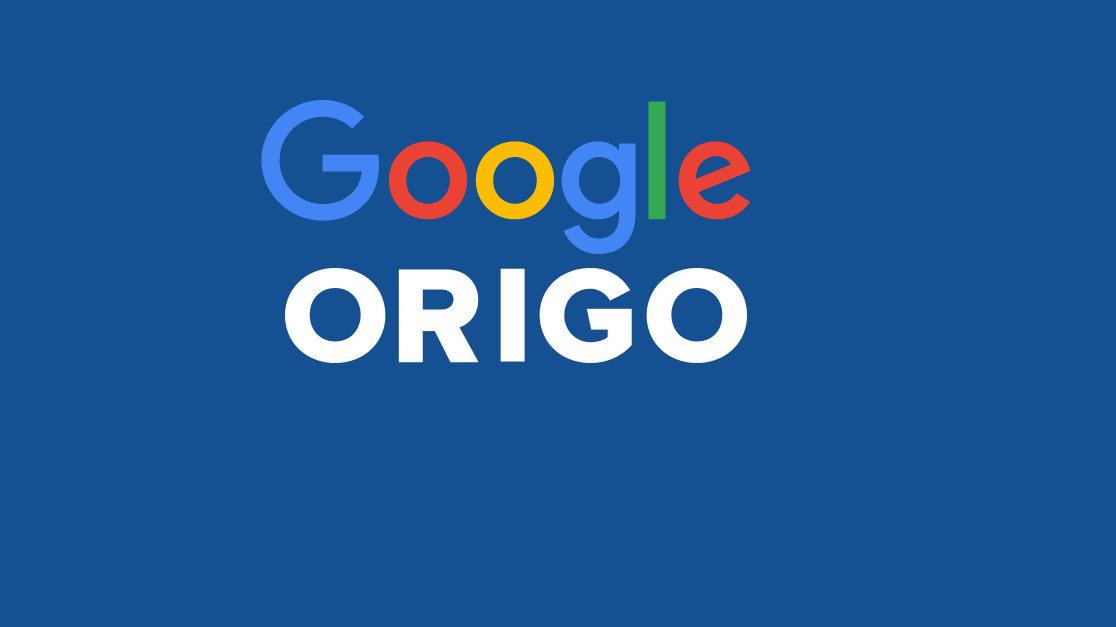 Google-Origo
