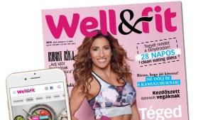 well&fit lett a Wellness magazinból