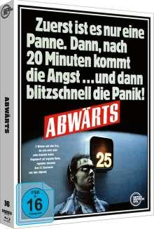 Abwärts - Cover A auf 1000 Stück (4K Ultra HD) 2D)