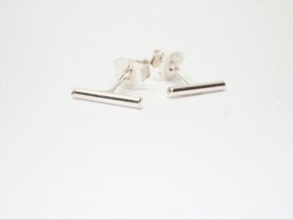 Handgjorda örhängen i silver