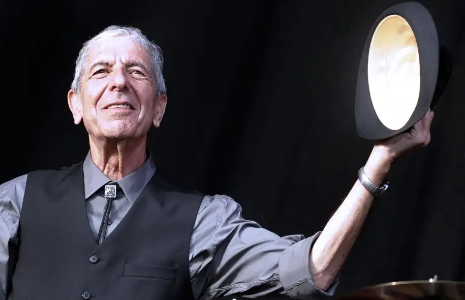 Le chanteur montréalais Leonard Cohen est décédé lundi dernier à l'âge de 82 ans.