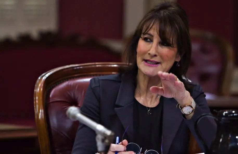 La ministre québécoise de l'immigration, de la diversité et de l'inclusivité, Kathleen Weil