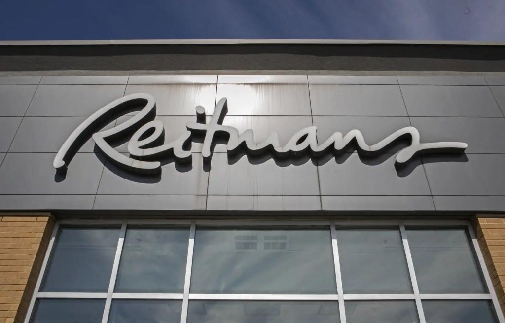 La chaîne de vêtements Reitmans se place à l'abri de ses créanciers