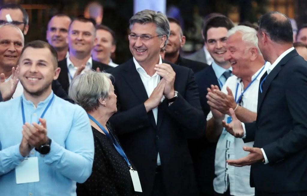 En Croatie, les conservateurs gardent le pouvoir