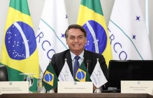 Le président brésilien est déclaré positif à la COVID-19
