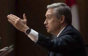 Le ministre des Affaires étrangères, François-Philippe Champagne, ira au Liban