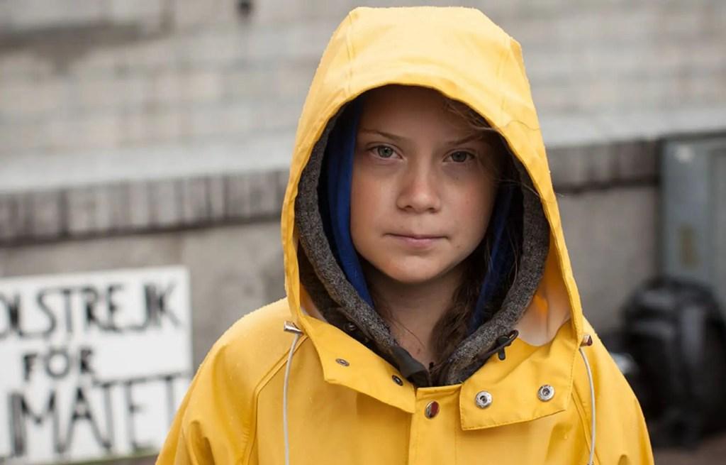 «I Am Greta»: Greta Thunberg, avec ou sans son porte-voix