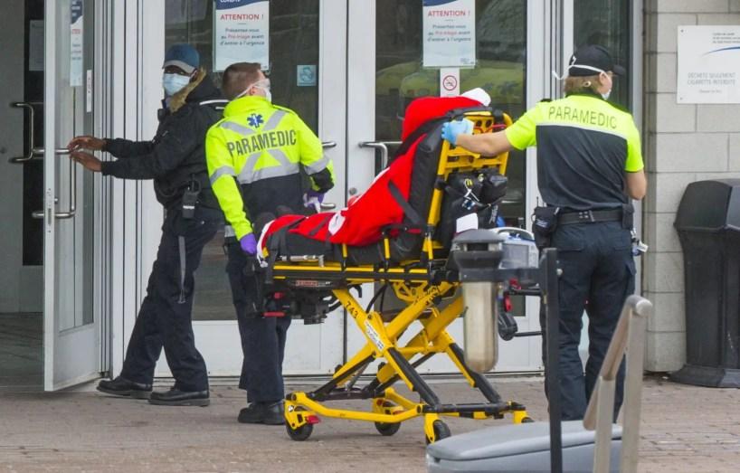Délestage massif dans les hôpitaux