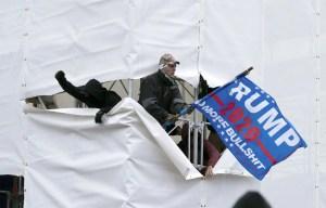 Les «antifa» responsables du chaos à Washington, disent les trumpistes