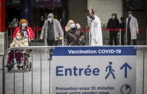La vaccination progresse à Montréal