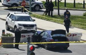 Un policier tué par une voiture-bélier près du Capitole de Washington