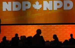 Les délégués frustrés du peu de résolutions débattues au congrès du NPD